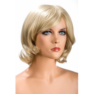 Perruque blonde mi-longue Victoria