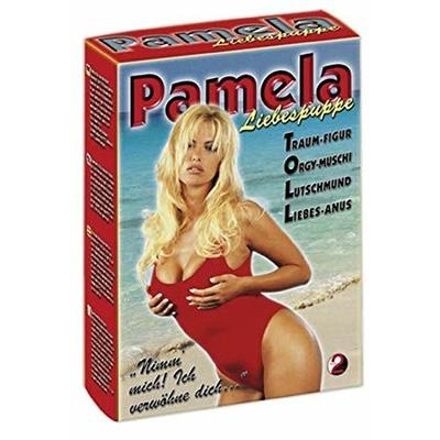 Poupée PAMELA blonde