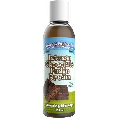 Huile de massage chauffante chocolat 150 ML