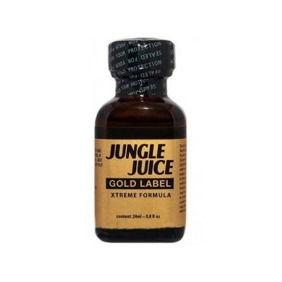 Poppers JUNGLE JUICE gold 24 ML amyl