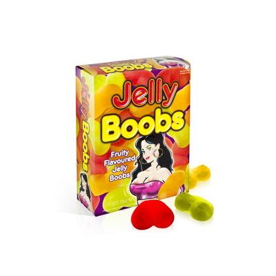 Bonbons seins gelatine JELLY BOOBS