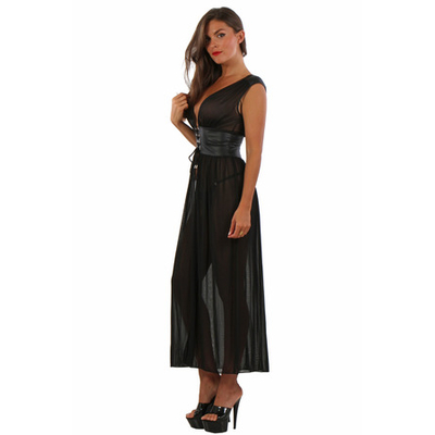 robe-longue-noire-20028-profil