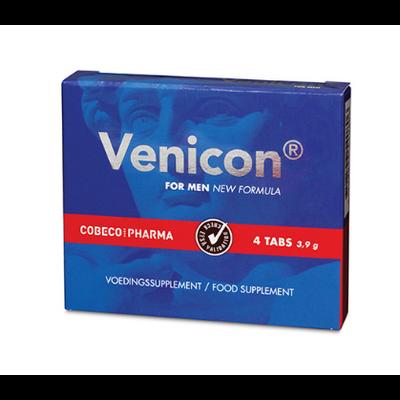Stimulant pour hommes VENICON 4 gellules