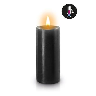 Bougie basse température noire Fetish Tentation-1