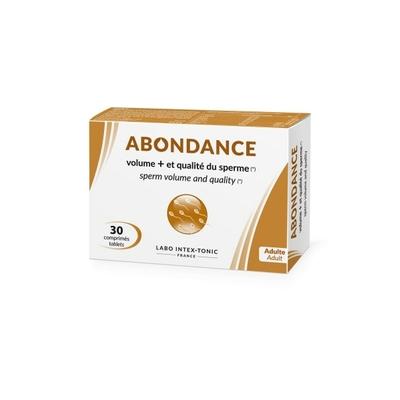 ABONDANCE Amélioration du sperme 30 gellules