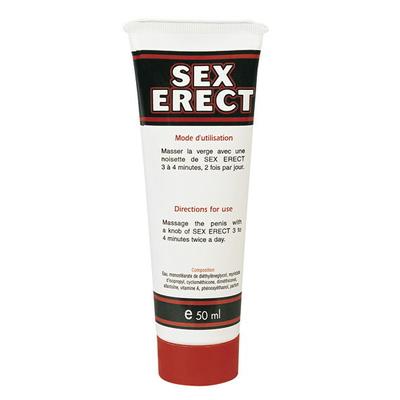 Crème SEX ERECT