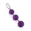 Boules de geisha TRIPLEX violette
