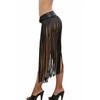 jupe-franges-noire-spazm-cienturon-profil