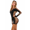 robe-resille-spazm-manche-taille-unique-6043-profil