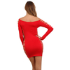 robe-resille-spazm-manche-taille-unique-rouge-dos-6043