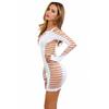 robe-resille-spazm-manche-taille-unique-blanc-profil-6043
