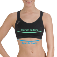 guide de taille Shock absorber
