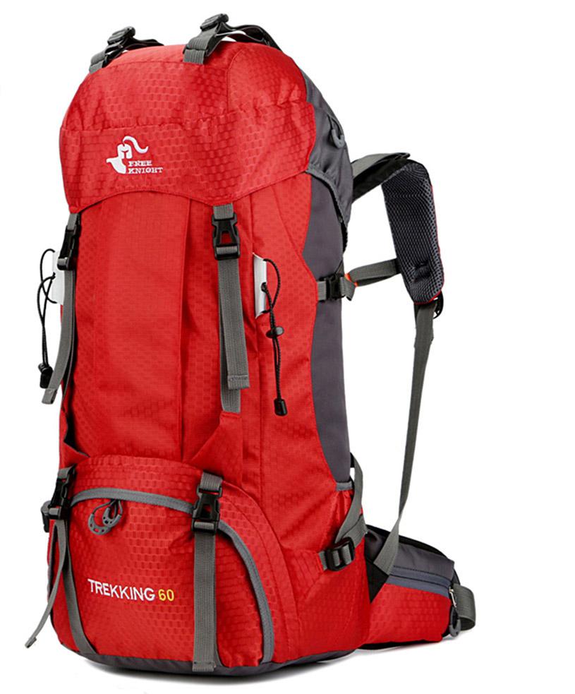 Livraison-Chevalier-60L-tanche-Escalade-Randonn-e-Sac-Dos-Housse-De-Pluie-Sac-50L-Camping-Alpinisme