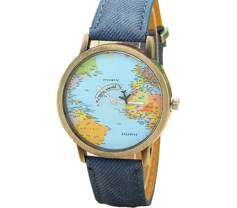 Backpacker Watch