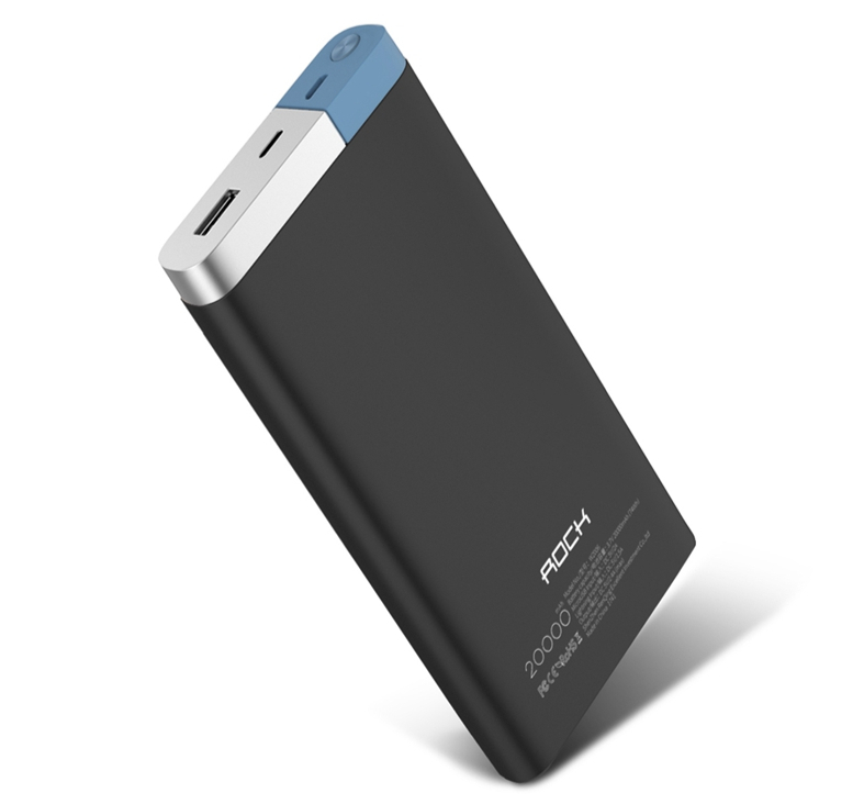 Power Bank Ultra Slim - 20 000 mAh - 6X