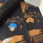 drop-shipping-1-pcs-New-arrival-Deluxe-Scratch-Map-Personalized-World-Scratch-Map-Mini-Scratch-Off