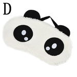 New-Cute-Face-White-Panda-Eye-mask-Eyeshade-Shading-Sleep-Cotton-Goggles-Eye-mask-sleep-mask