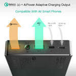 AUKEY-Power-Bank-20000-mAh-For-Xiaomi-Mi-2-Quick-Charge-3-0-PowerBank-Portable-Charger