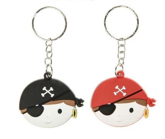 Porte-clé Enfant Pirate