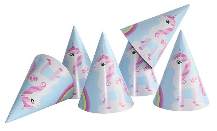 6-chapeaux-de-fete-licorne-arc-en-ciel