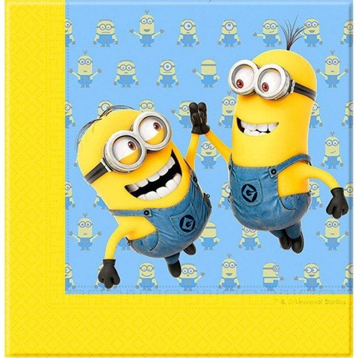 20-serviettes-les-minions