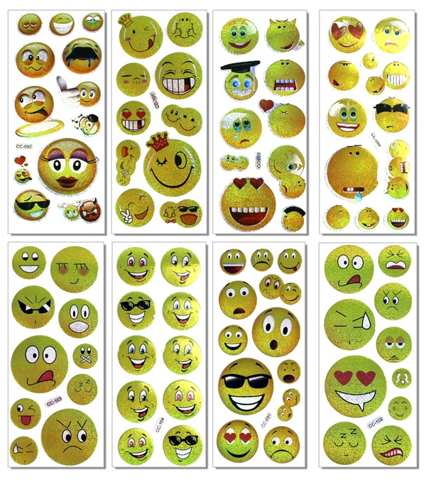 sticker-emoticone-smiley