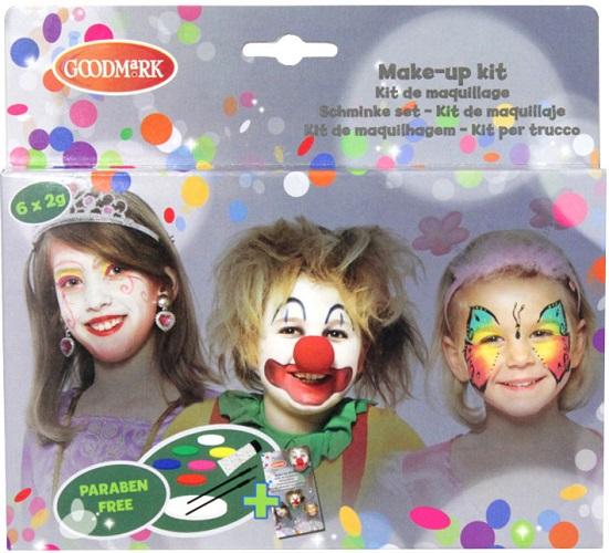 Kit maquillage à l\'eau Fille