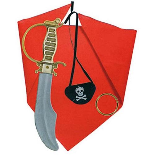 Set Accessoires Pirates