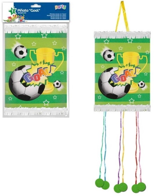 Pinata Ficelle Football
