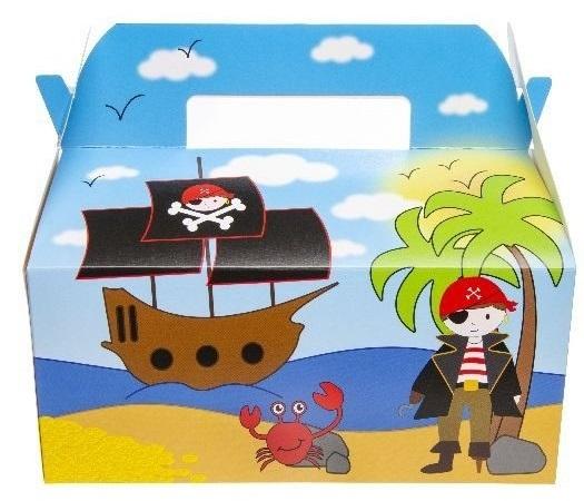 Boîte Cadeau Pirates