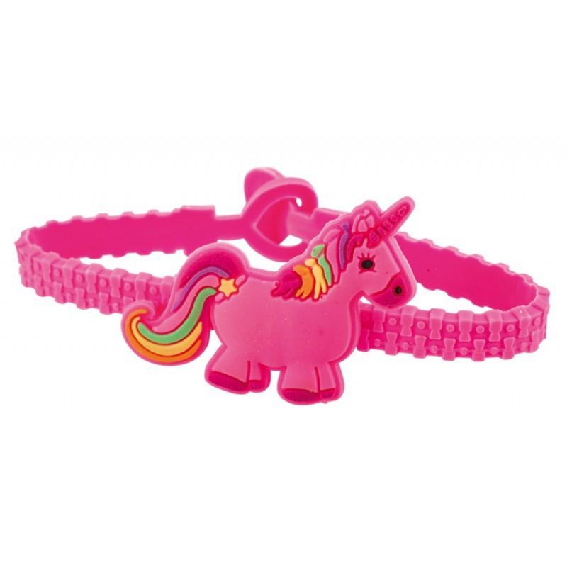 Bracelet Silicone Licorne