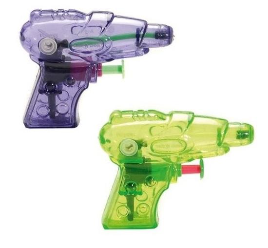 Pistolet à eau 11 cm