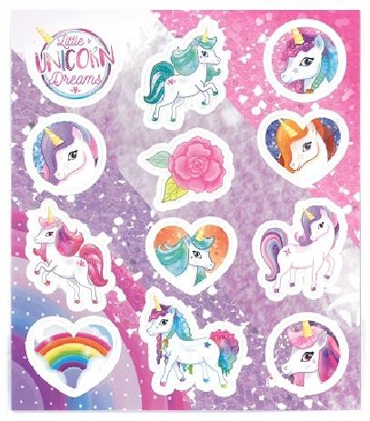 Stickers Licornes