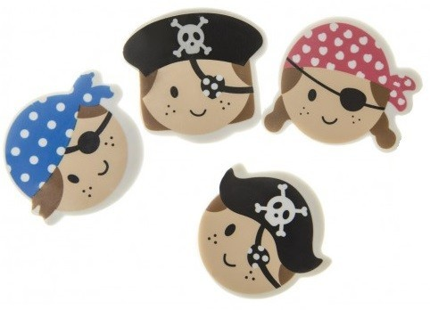Gomme Enfant Pirate