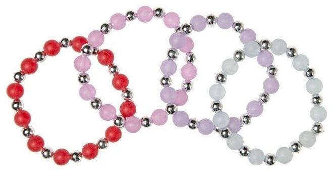 Bracelet Perles Couleurs