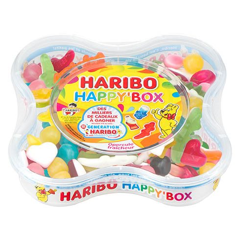 Haribo Happy Box