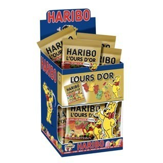 Haribo L\'ours d\'or