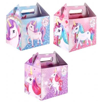 Boîte Cadeau Licorne
