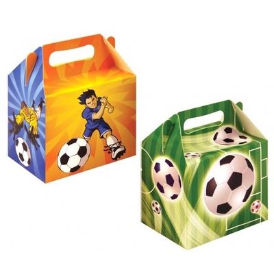 Boîte Cadeau Football