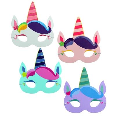 Masque Enfant Licorne Mousse