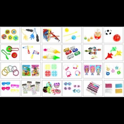 Lots de 288 jouets pour la kermesse