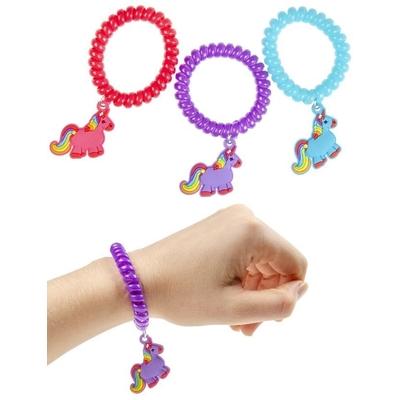 Bracelet Licorne Ressort