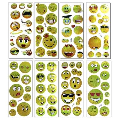 Stickers Emoticône Smile