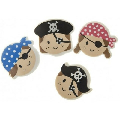 Gomme Enfant Pirate