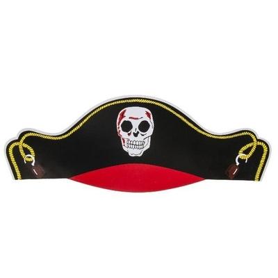 Chapeau Carton Pirates