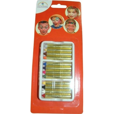 Maquillage Blister 12 Crayons