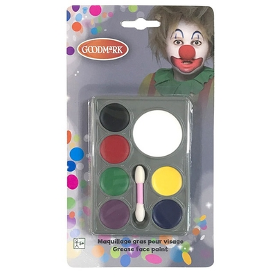 Palette Maquillage 7 Fards Couleurs