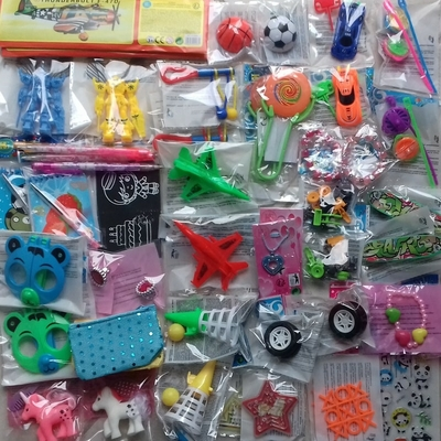 100 jouets pour la kermesse (J2)