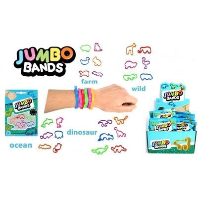6 Bracelets Forme Bandz
