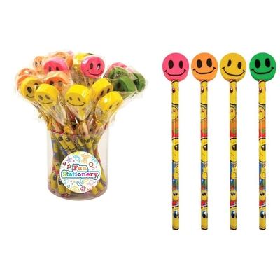Crayon à Papier Gomme Smile